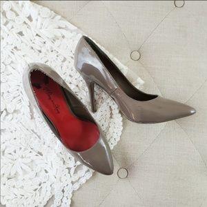 Shoes - Hot Nude Heels